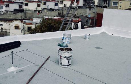 Impermeabilizaciónes de techos en tijuana